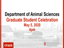 Graduate Student Celebration
