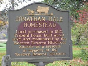 Jonathan Hale Homestead